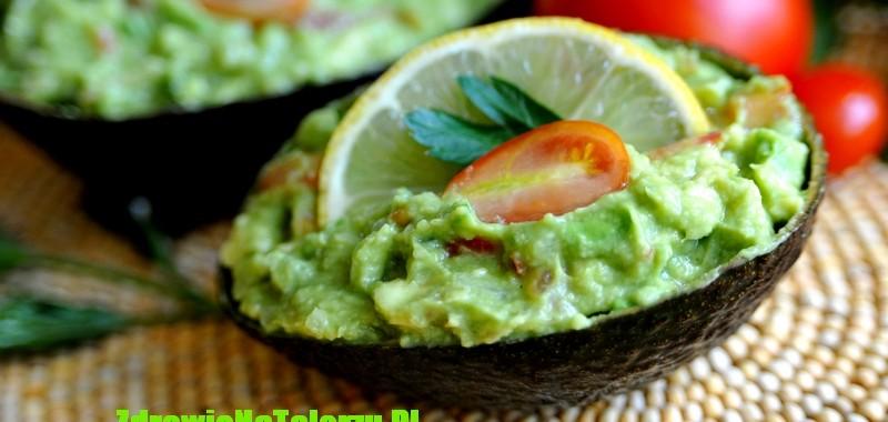 Guacamole – Pasta z Awokado