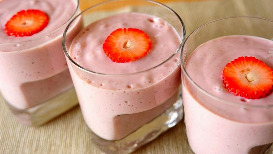 JOGURT wegański (bez mleka i bez cukru)