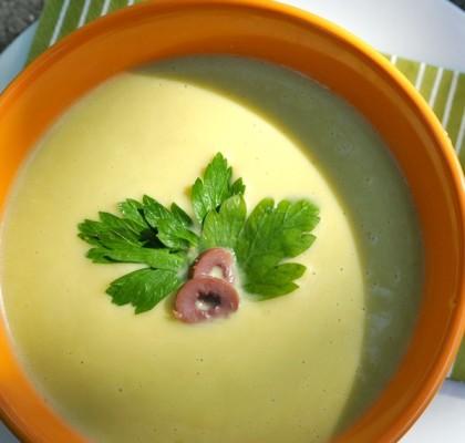 zupa e szparagów
