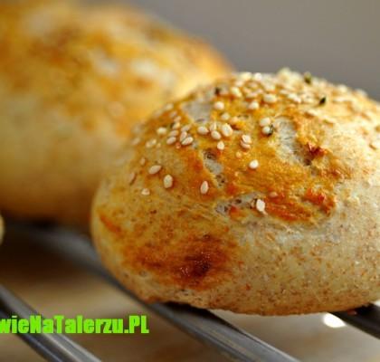 bułeczki z mąką jaglaną