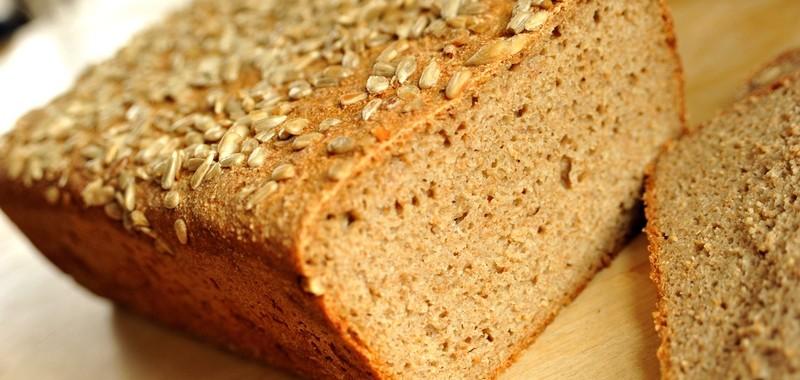 CHLEB NA ZAKWASIE pszenno-żytni