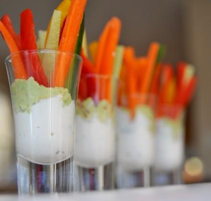 przystawki warzywne
