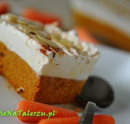 ciasto marchewkowe wegańskie