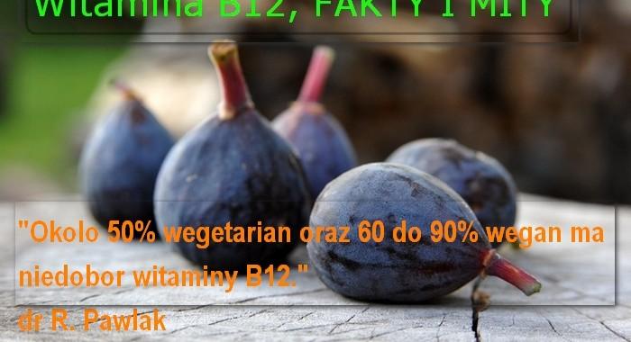 Witamina B12 – Fakty i mity.