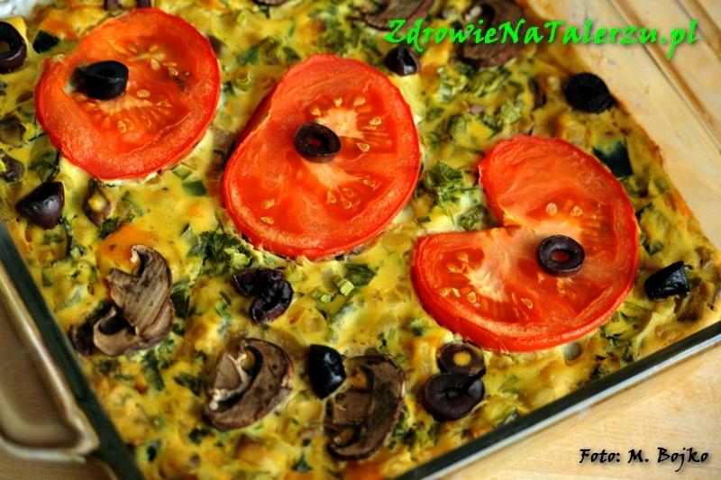 FRITTATA – omlet po włosku