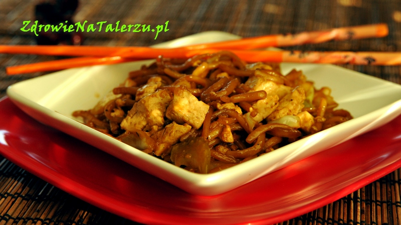 Chow Main – kuchnia chińska po naszemu