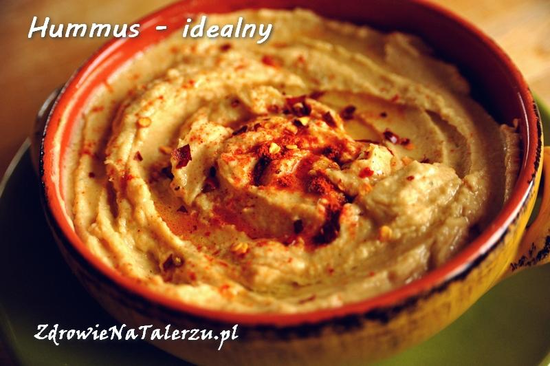 Hummus – idealny dla dorosłych i dla dzieci!