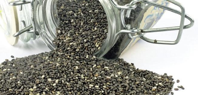 Szałwia hiszpańska (chia seeds)