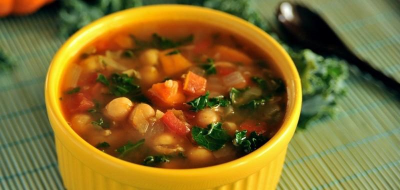 Zupa jesienna z dynią