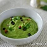 Sos do sałatki z avocado