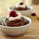 Mus czekoladowy – pokusa z awokado