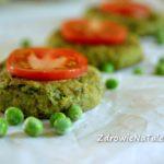 Kotlety z zieloym groszkiem