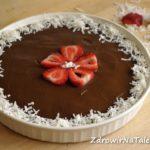 Torcik czekoladowy z awokado