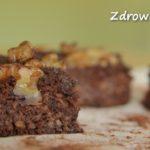 Jaglane czekoladowe czyli brownie po polsku