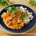 Tofu-curry