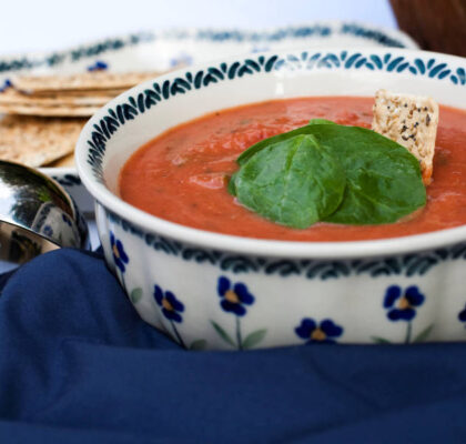 Florencka zupa pomidorowa