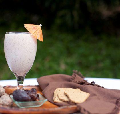 shake daktylowo-bananowy